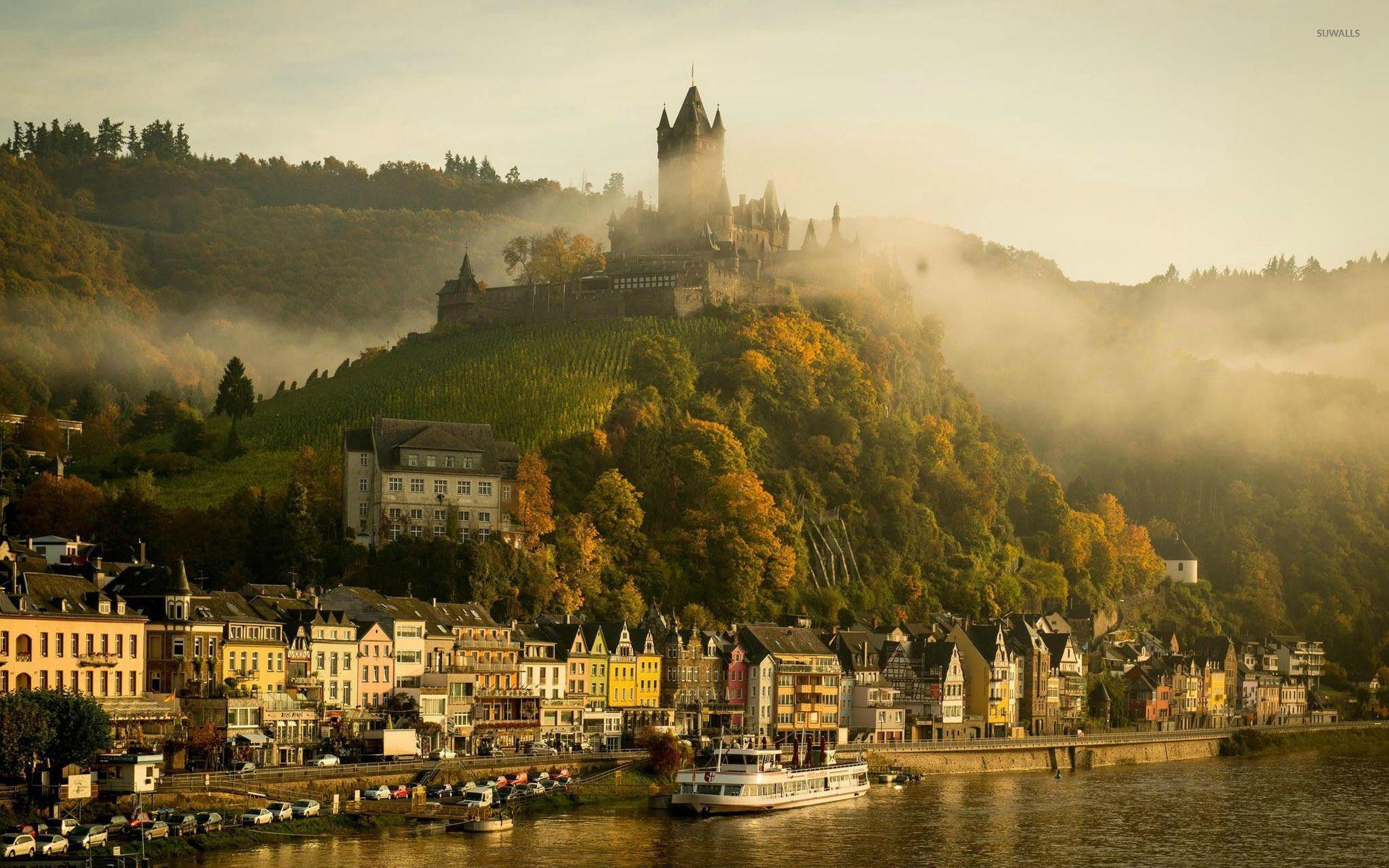 Cochem, Germany wallpapers