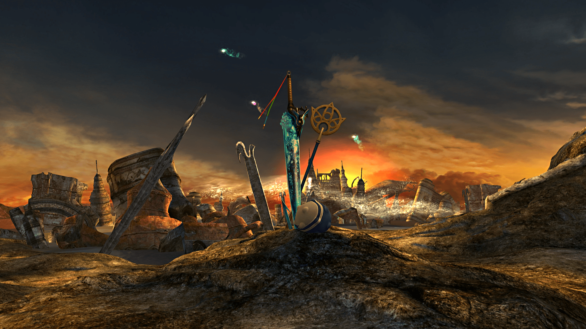 Final Fantasy X Backgrounds Wallpaper Cave