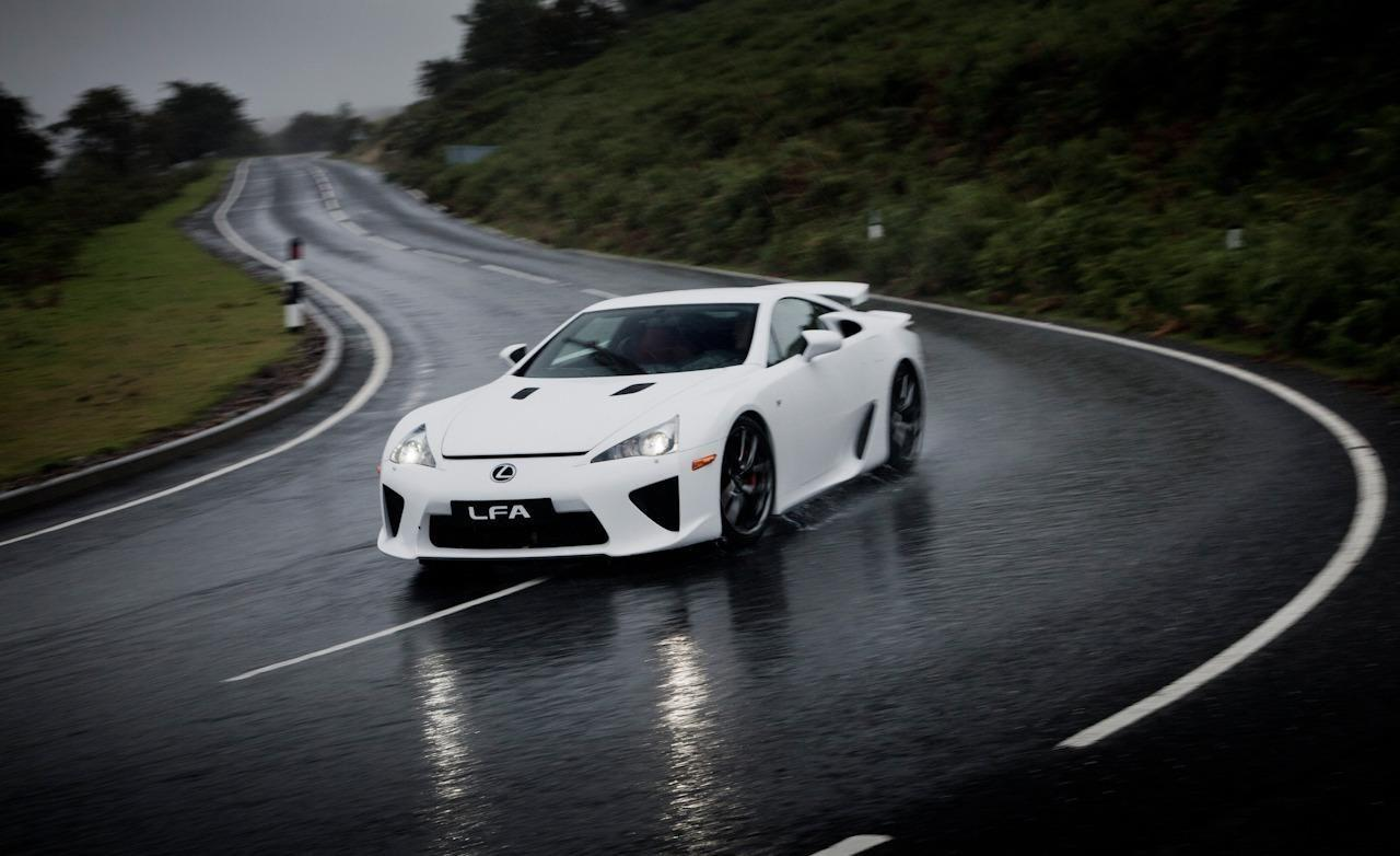 Luxury Lexus Lfa Wallpapers At Wallpapers 1080p Cars Gallery