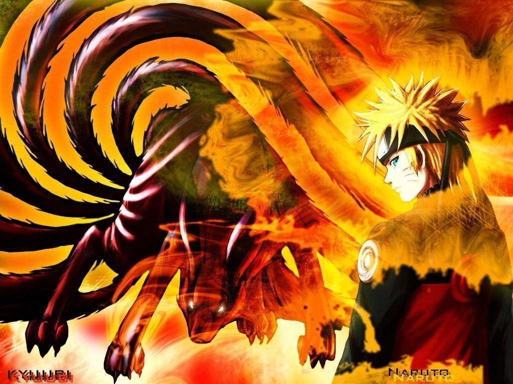 Naruto Nine Tails Form Wallpapers - Wallpaper Cave