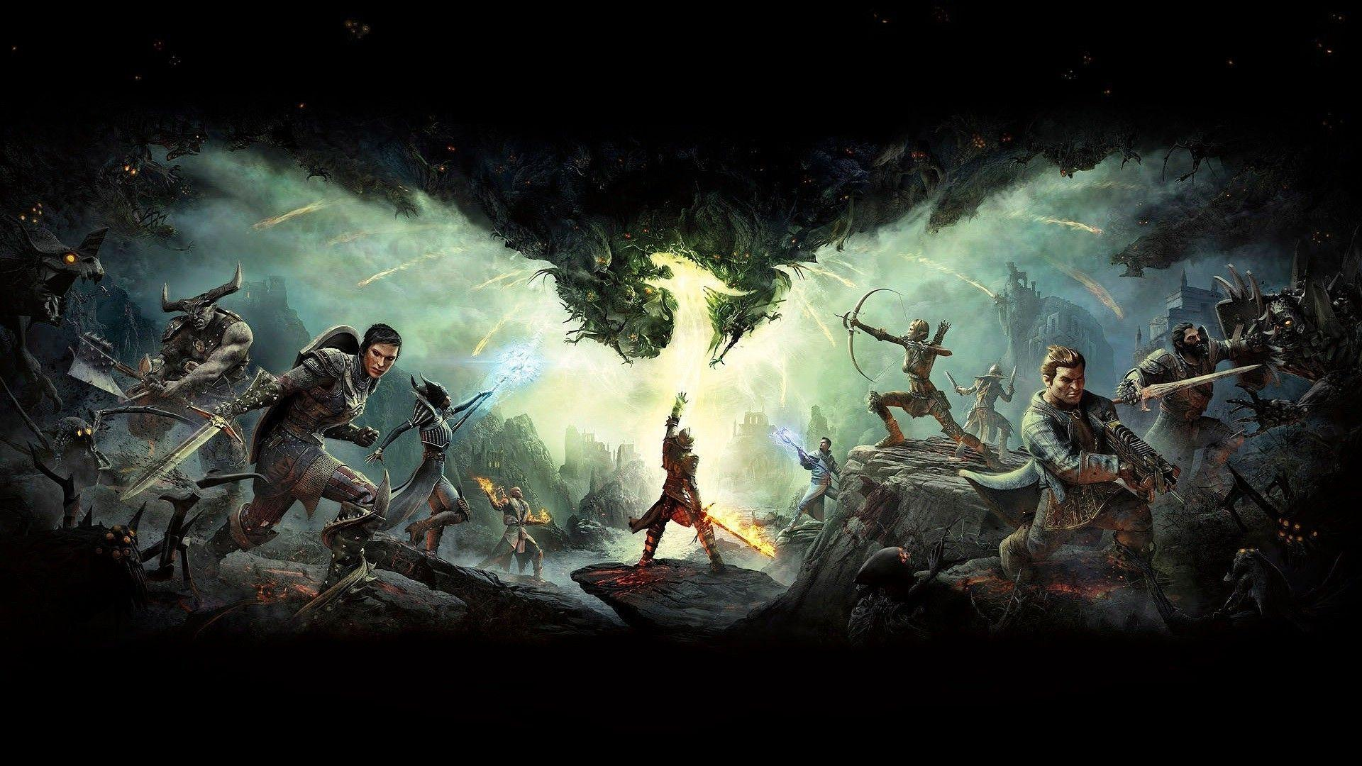 Dragon Age Inquisition Wallpapers 1920x1080 Wallpaper Cave