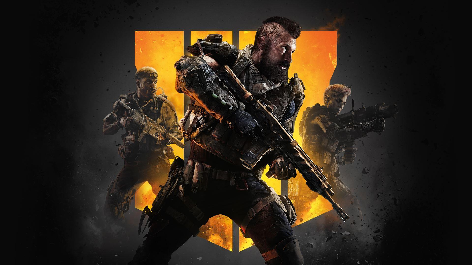 Cod Black Ops 4 Wallpapers Wallpaper Cave