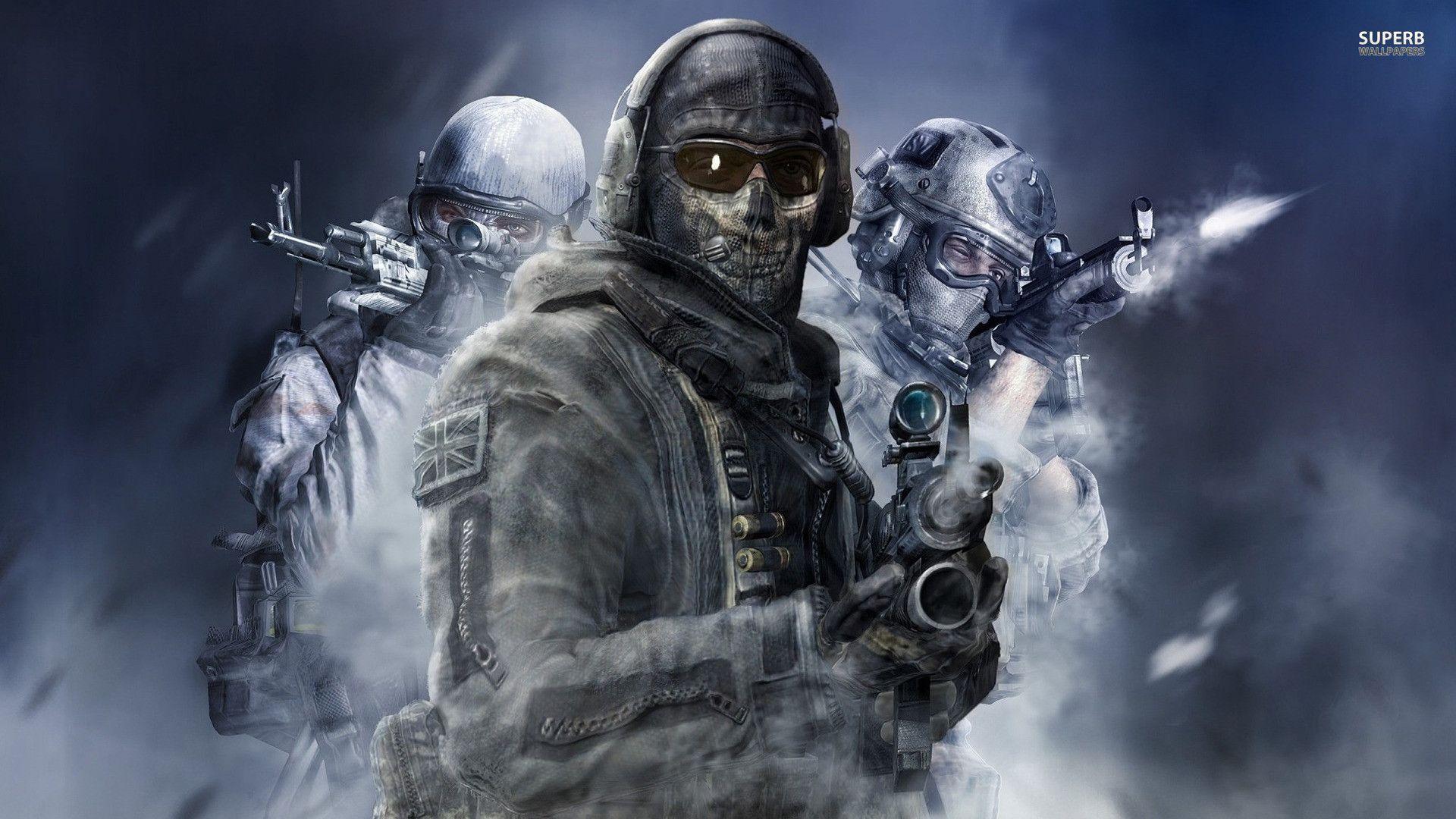 COD Black Ops 4 Wallpapers