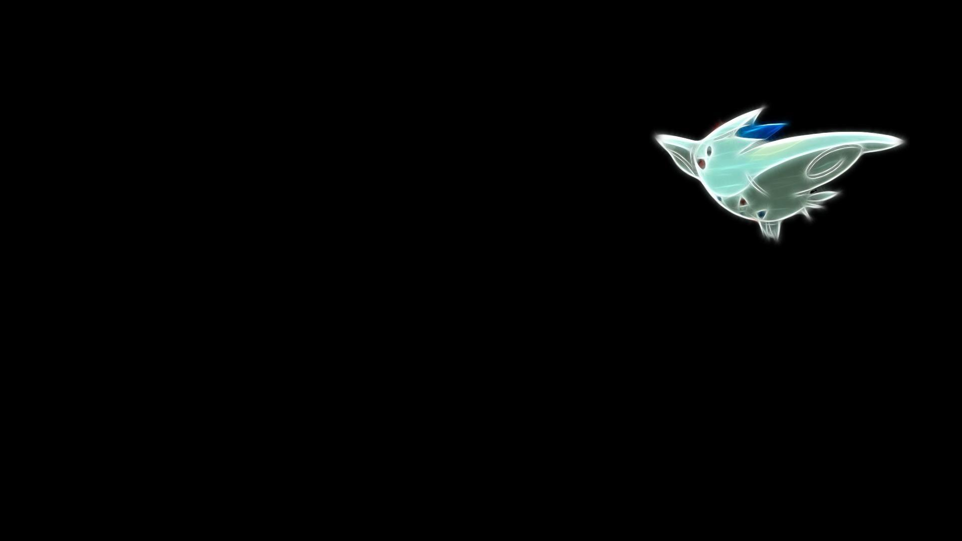 Pokemon togekiss black background wallpaper | (53467)