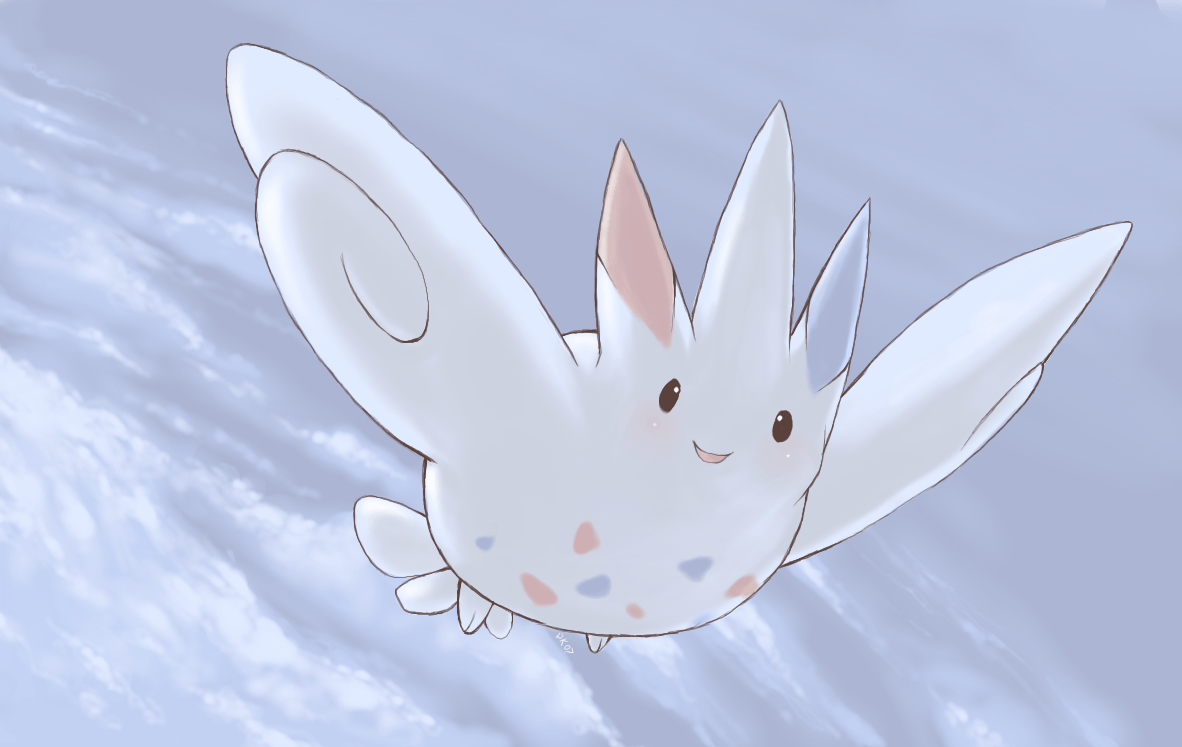 Togekiss screenshots, images and pictures - Giant Bomb