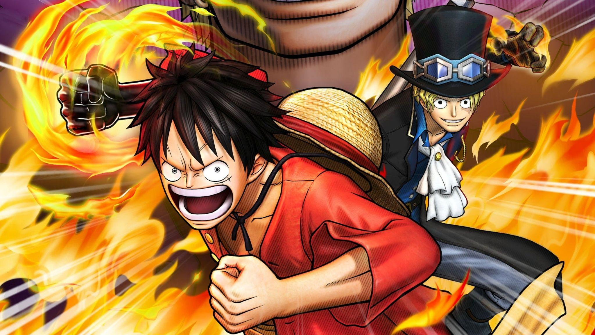 One Piece: Pirate Warriors 3 Wallpapers - Wallpaper Cave