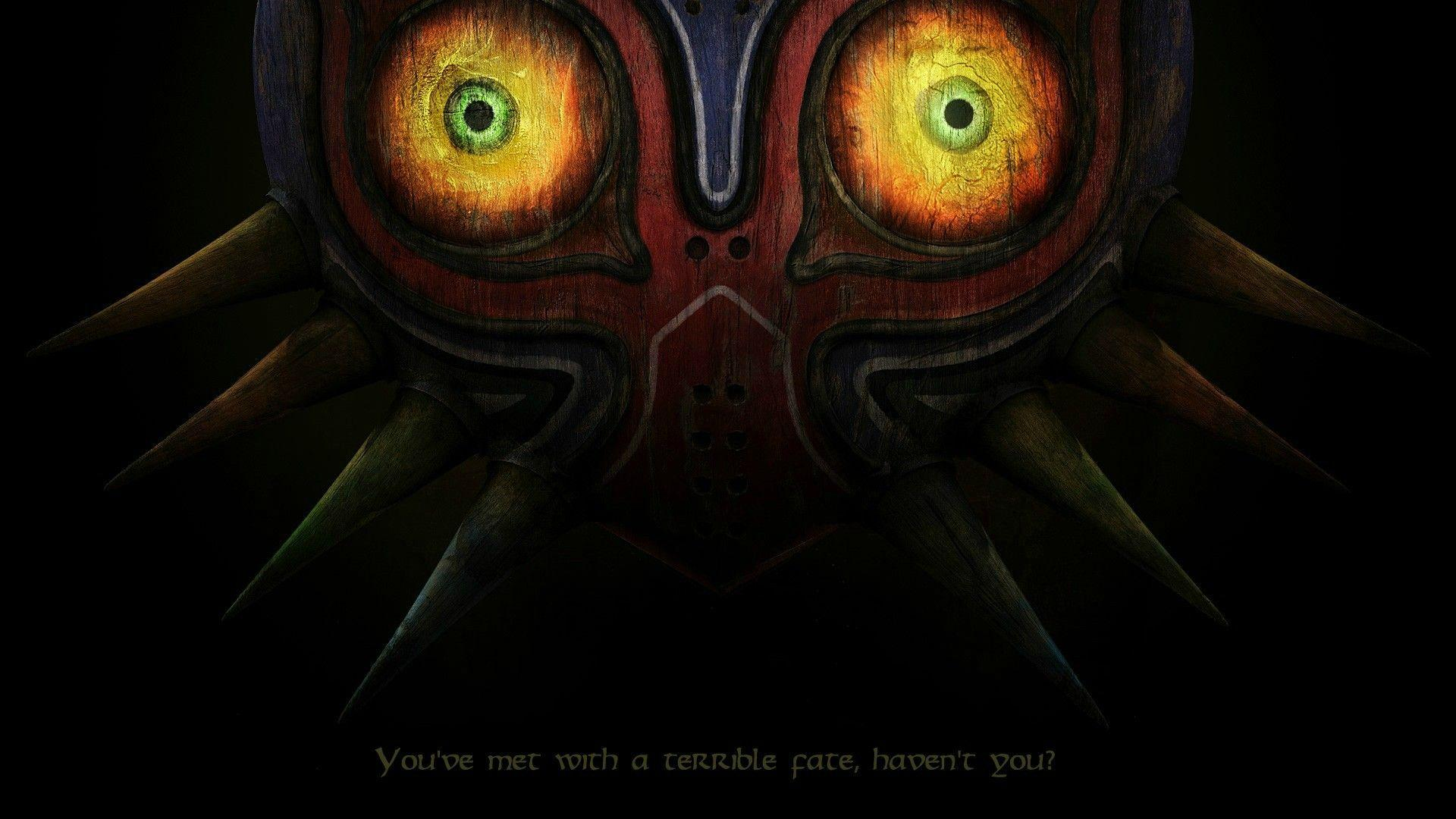 Legend of Zelda: Majora's Mask : wallpapers