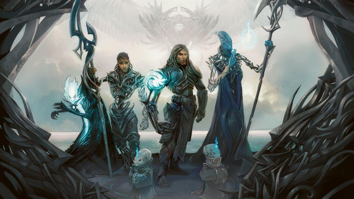 Magic The Gathering Wallpapers Planeswalker - Wallpaper Cave