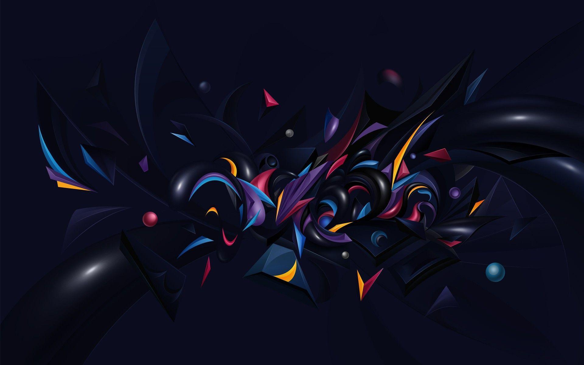 3D Desktop Wallpapers HD - Wallpaper Cave