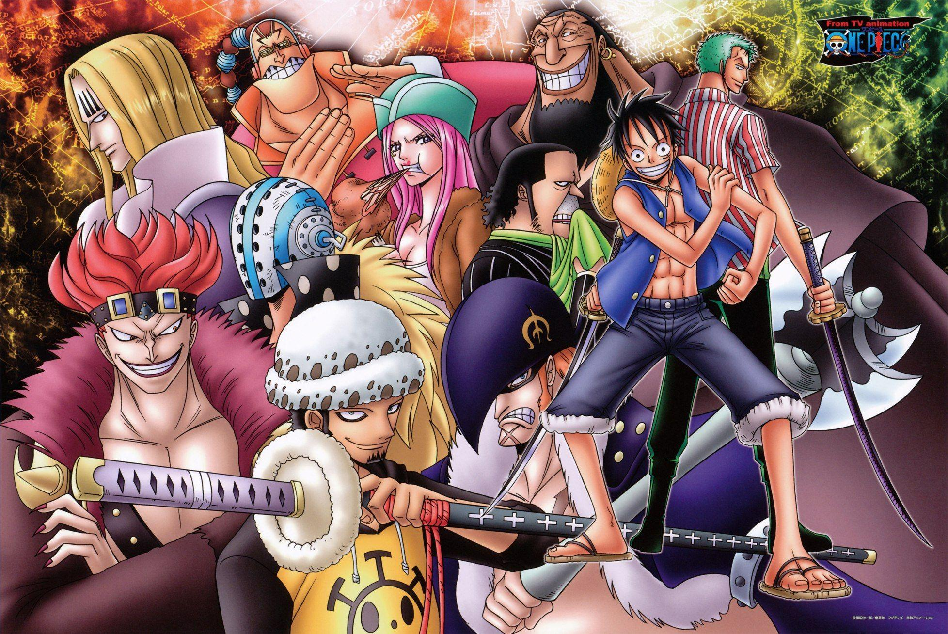 Wallpapers One Piece Supernova Hd Wallpaper Cave