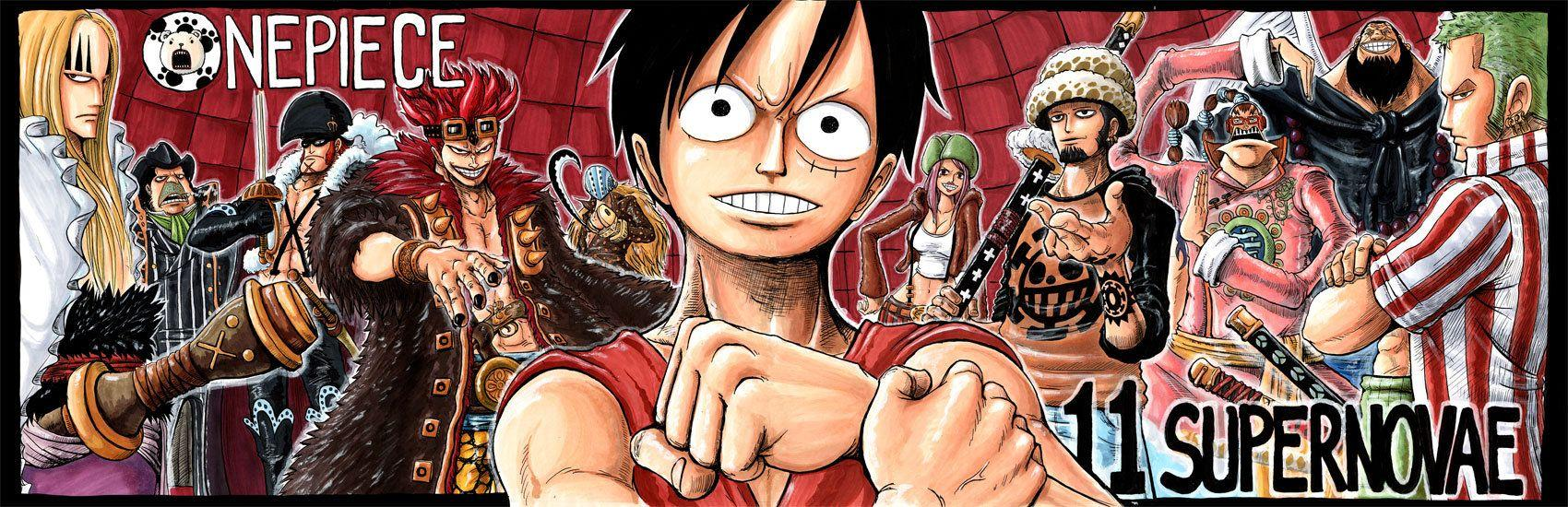 Wallpapers One Piece Supernova HD - Wallpaper Cave