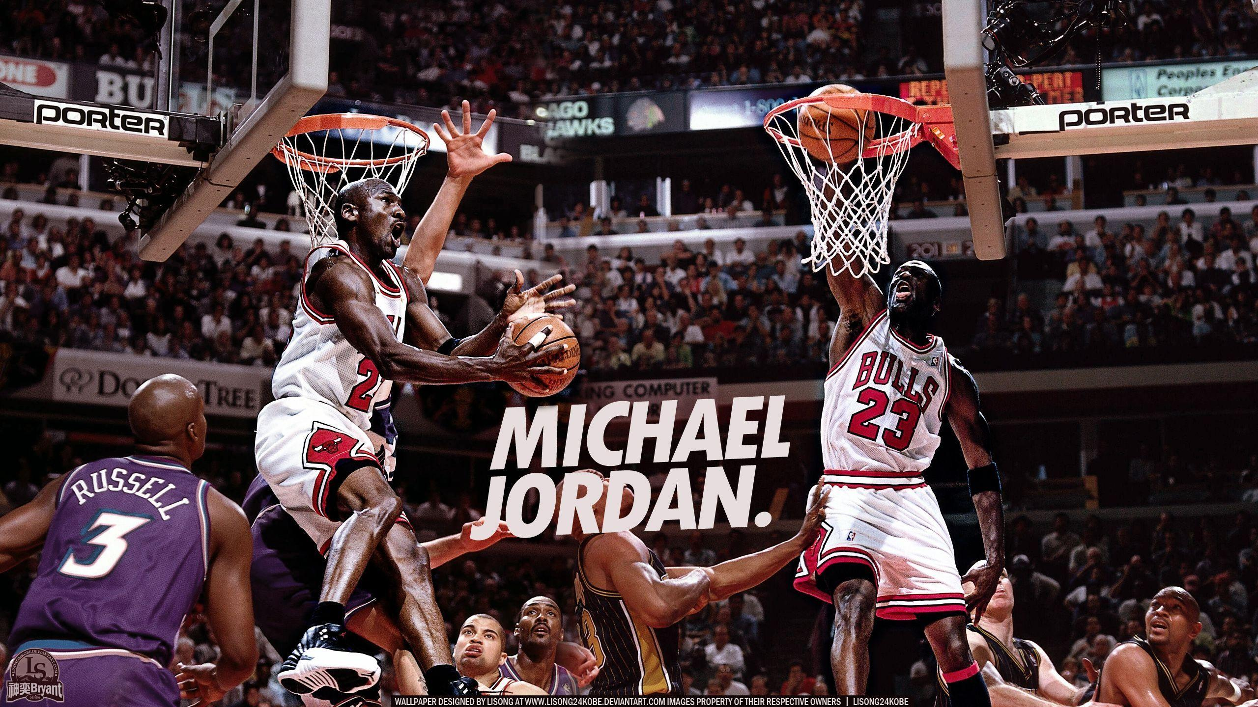 839767babf3 Michael Jordan Wallpapers Free Throw Dunk - Wallpaper Cave