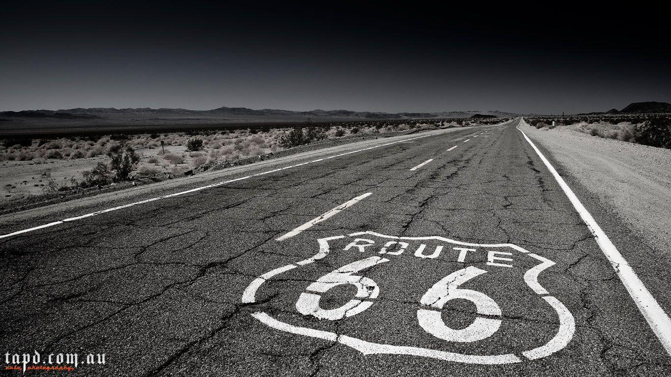 Route 66 Wallpapers Hd Wallpaper Cave