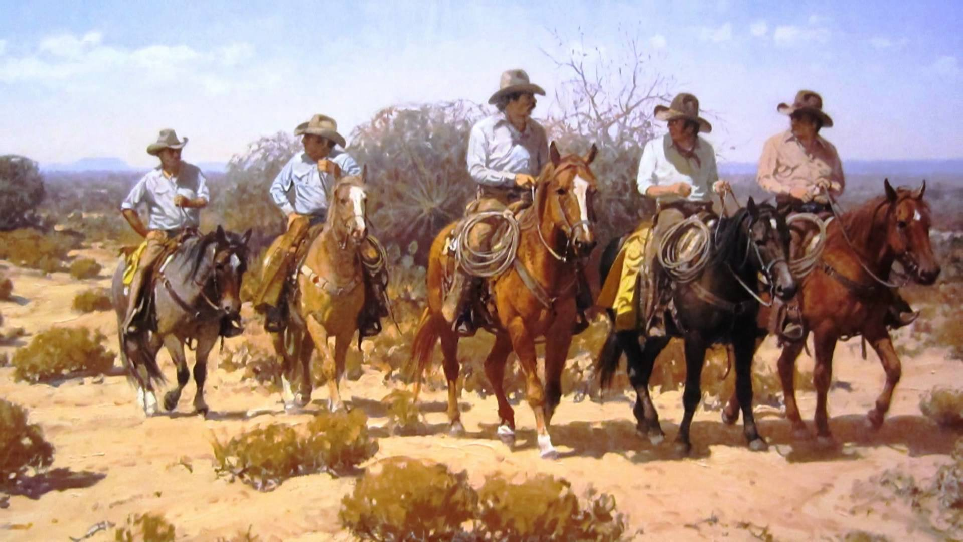 Western Cowboys And Indians Wallpapers Wallpaper Cave