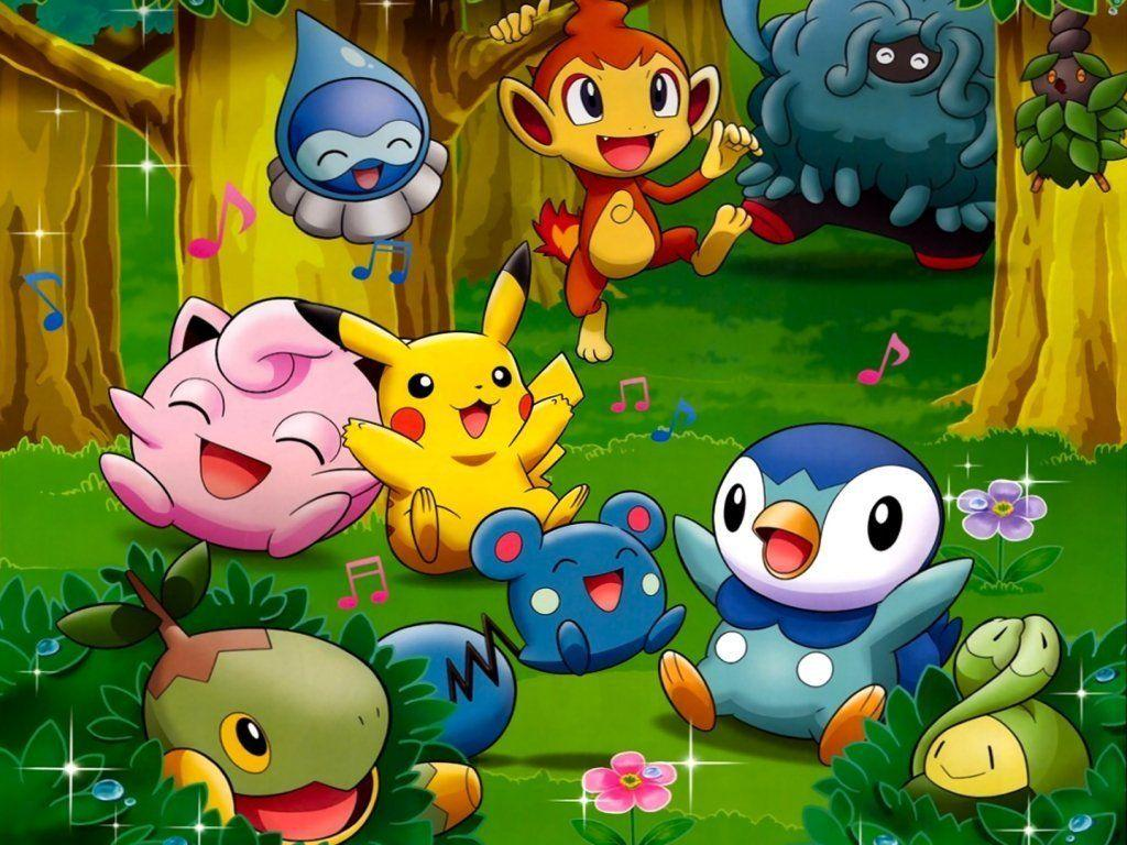 water pokemon club images Piplup and Friends HD wallpaper and ...