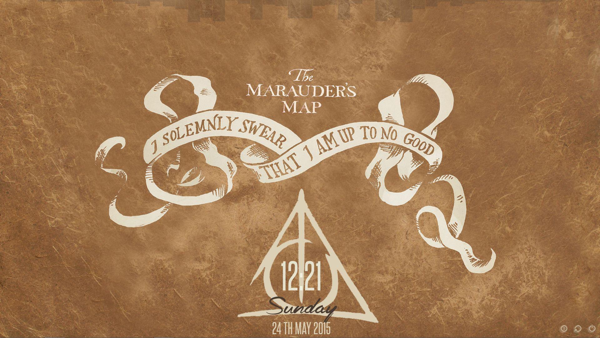 Marauders Wallpapers Wallpaper Cave