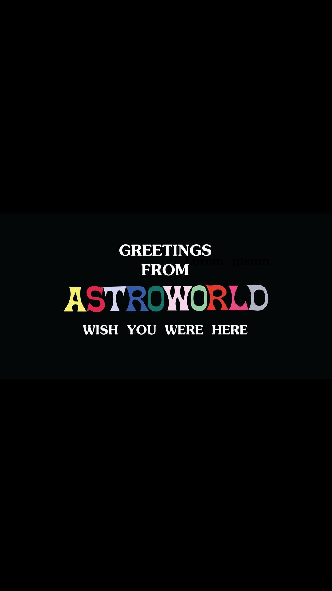 Astroworld Wallpapers , Wallpaper Cave