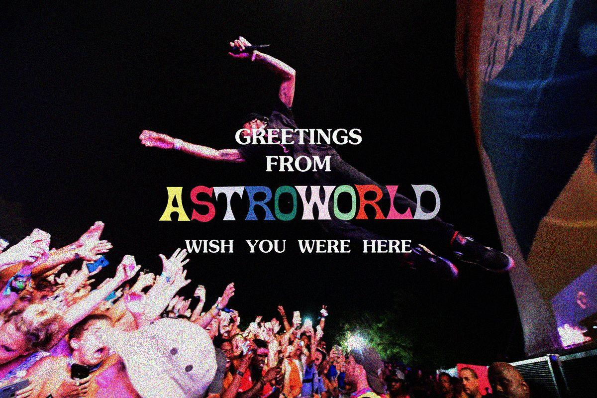 Astroworld Wallpapers - Wallpaper Cave