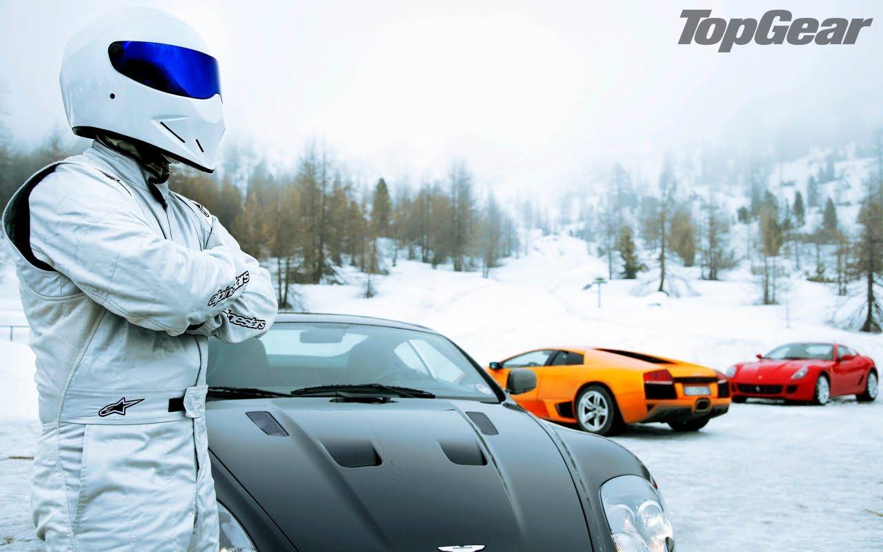 Top Gear Stig Wallpapers Wallpaper Cave