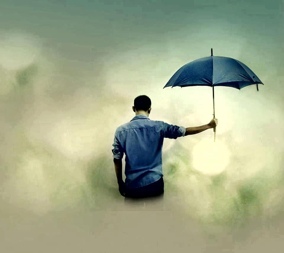 Alone Boy In Rain Hd Wallpapers Wallpaper Cave