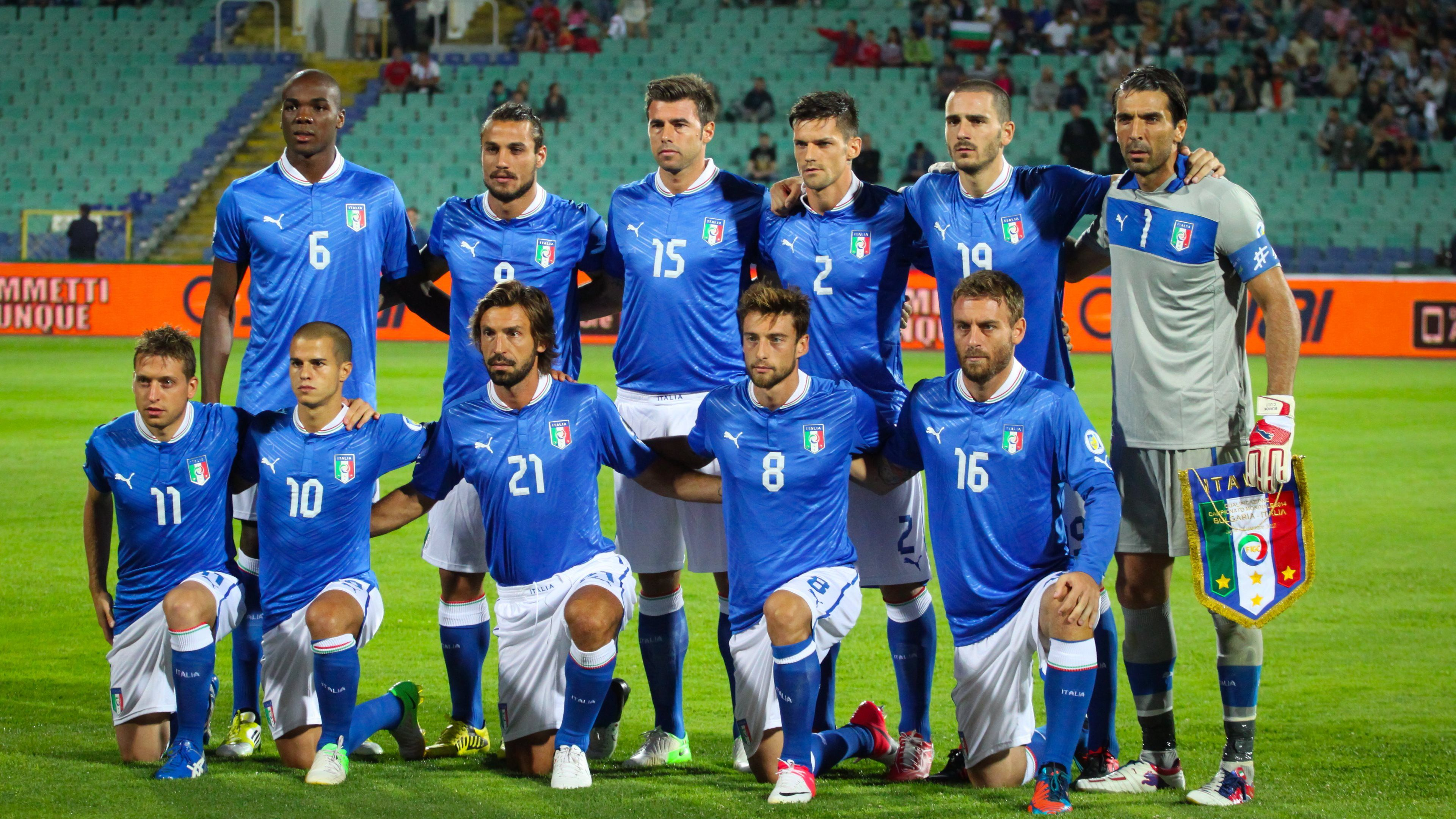 National Football Team of Italy wallpapers
