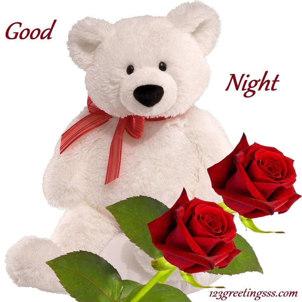 Good Night Rose Wallpapers Free For Mobail Wallpaper Cave