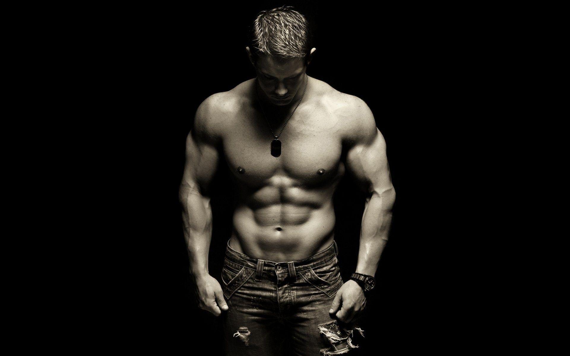 Lean Muscle Wallpaper