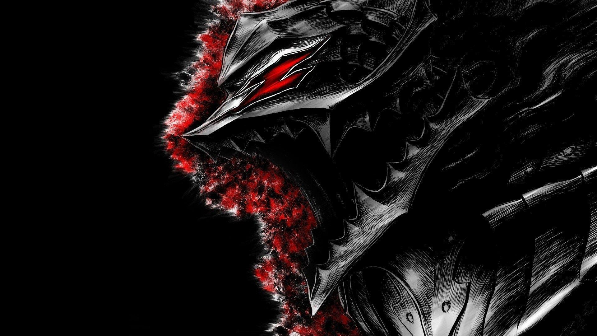Berserk, Armor, Guts, Kentaro Miura Wallpapers HD / Desktop and