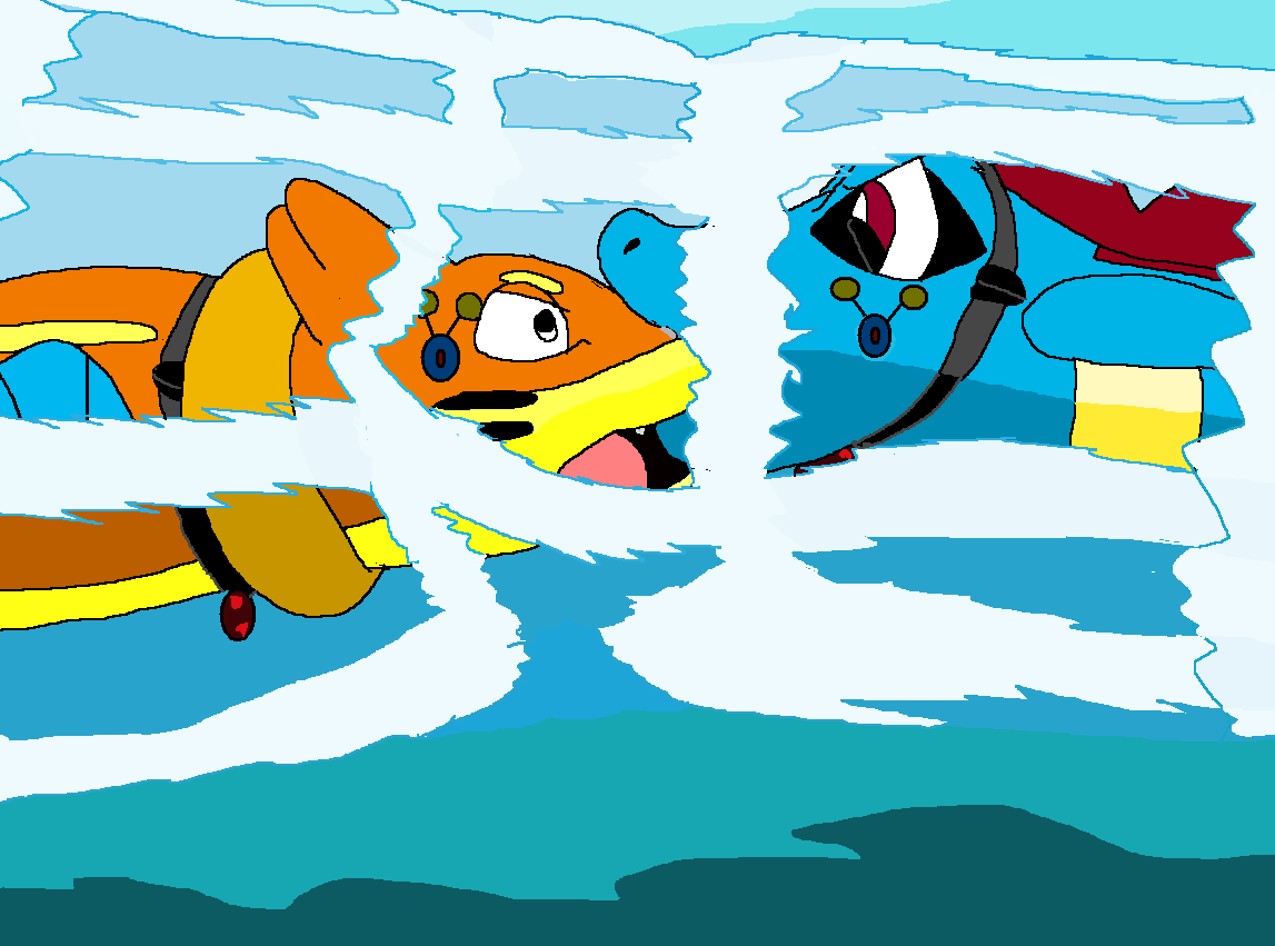 Totodile image Fight for a Manaphy! HD wallpapers and backgrounds