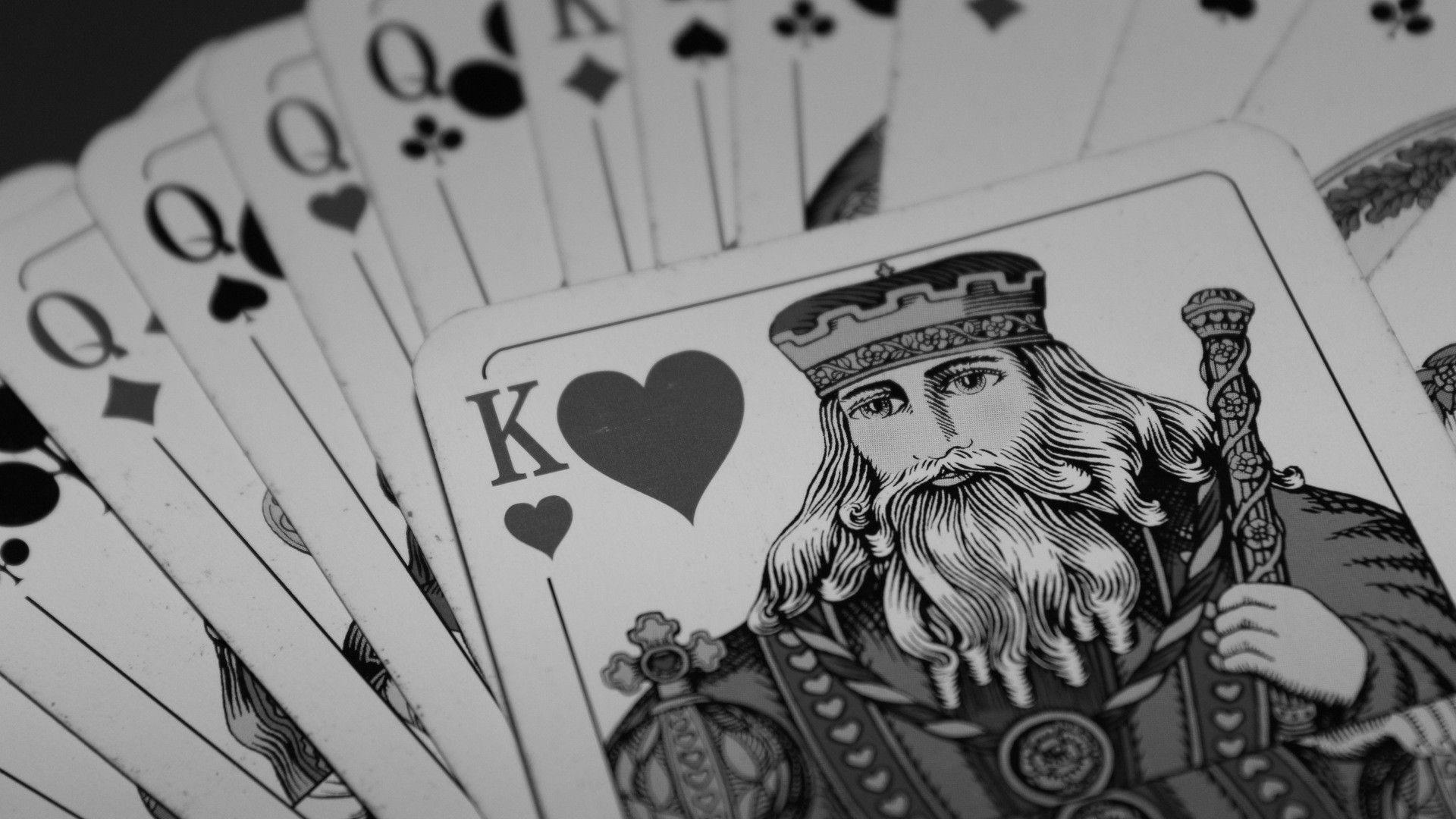 Card Of King Wallpapers Wallpaper Cave