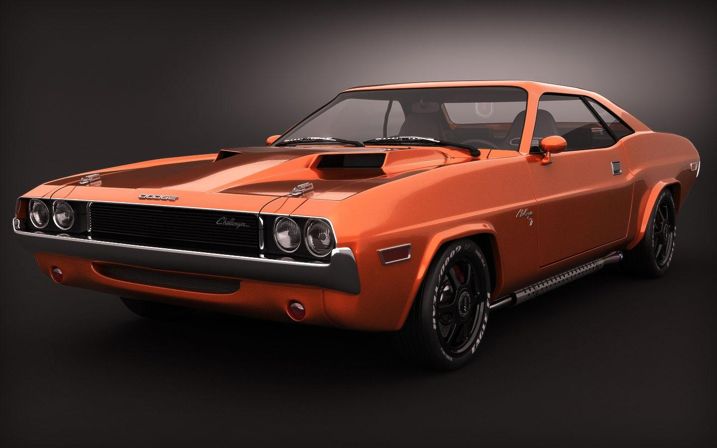 Old School Muscle Cars Wallpapers Wallpaper Cave - Old muscle cars