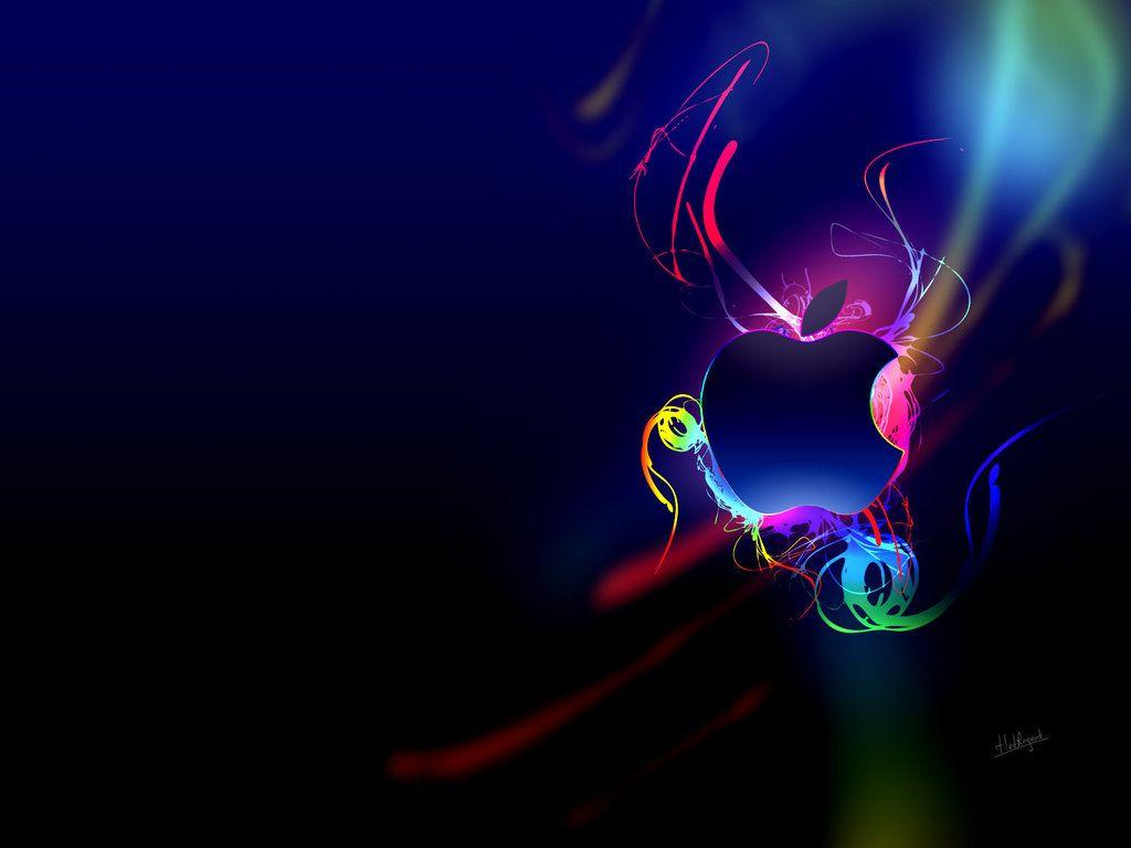 Awesome Neon Wallpapers Apple Wallpaper Cave