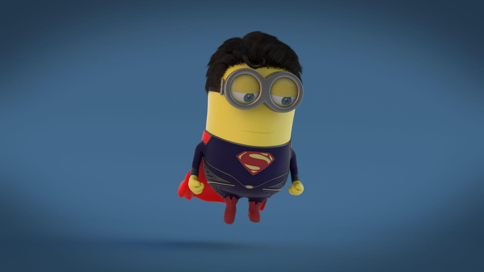 Cute Minion Wallpapers Wallpaper Cave