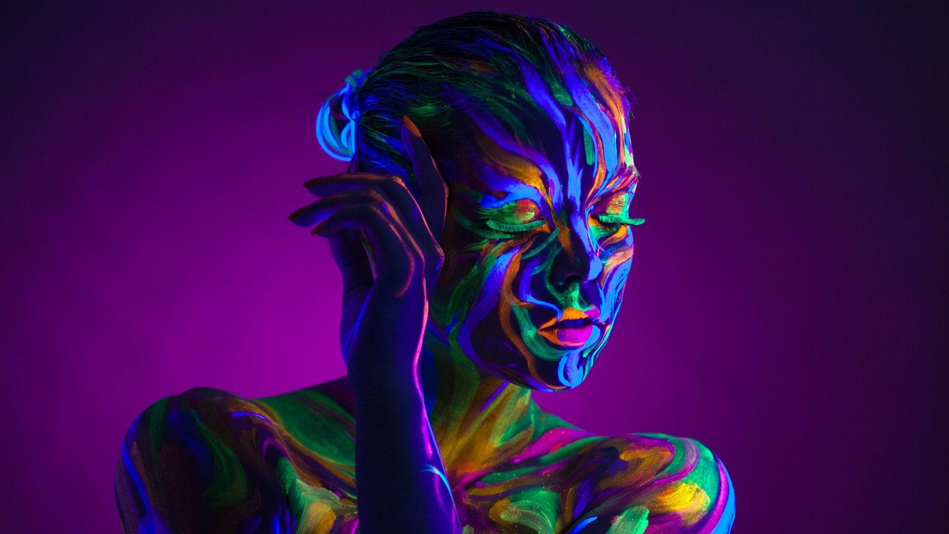 Body Painting Wallpapers Wallpaper Cave