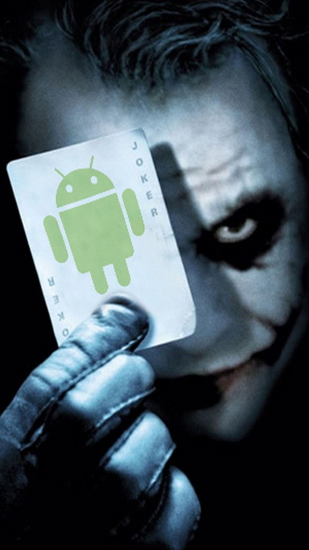 Android Joker Face Android Wallpapers free download