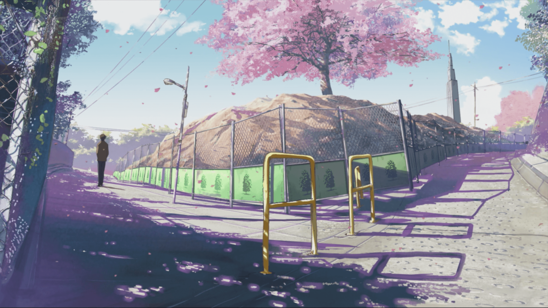 5 Centimeters Per Second Wallpapers 20  Stmed Net
