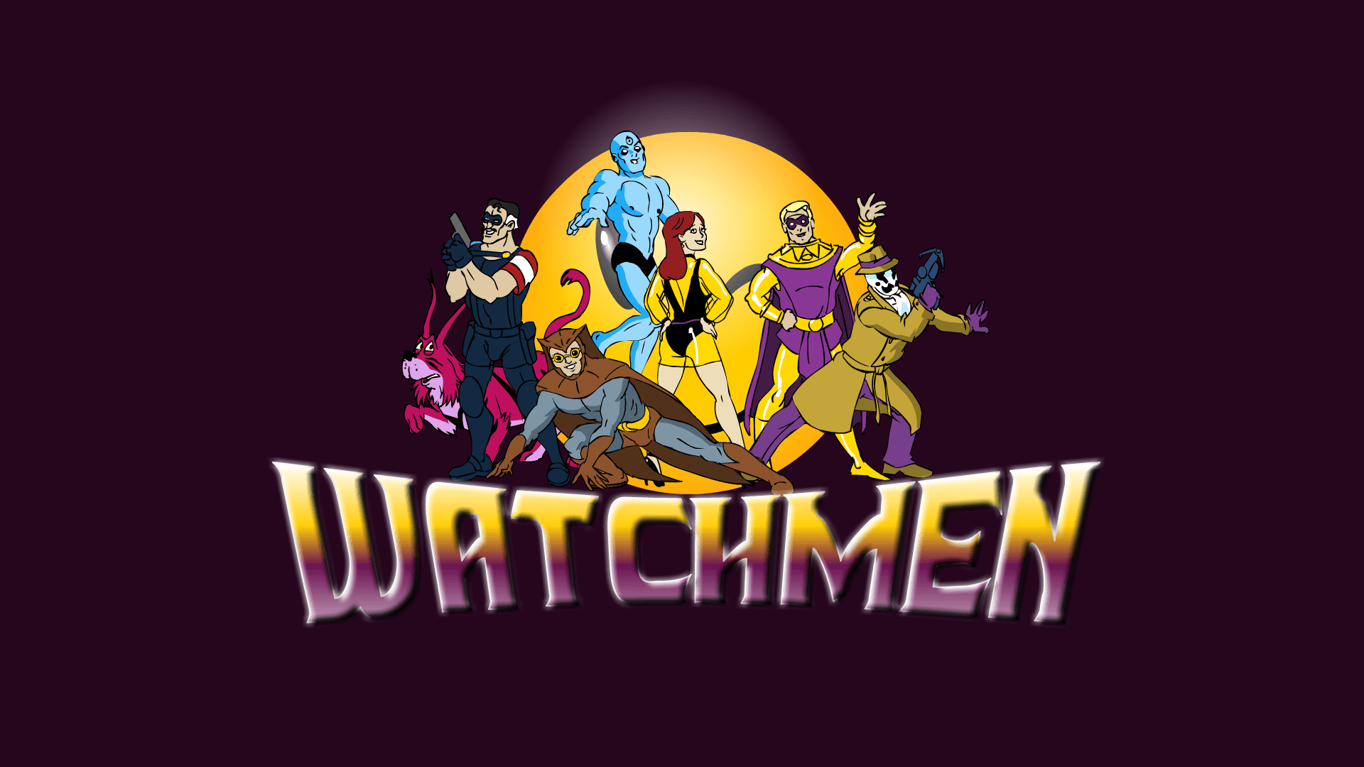 Watchmen Full HD Wallpapers and Backgrounds Image