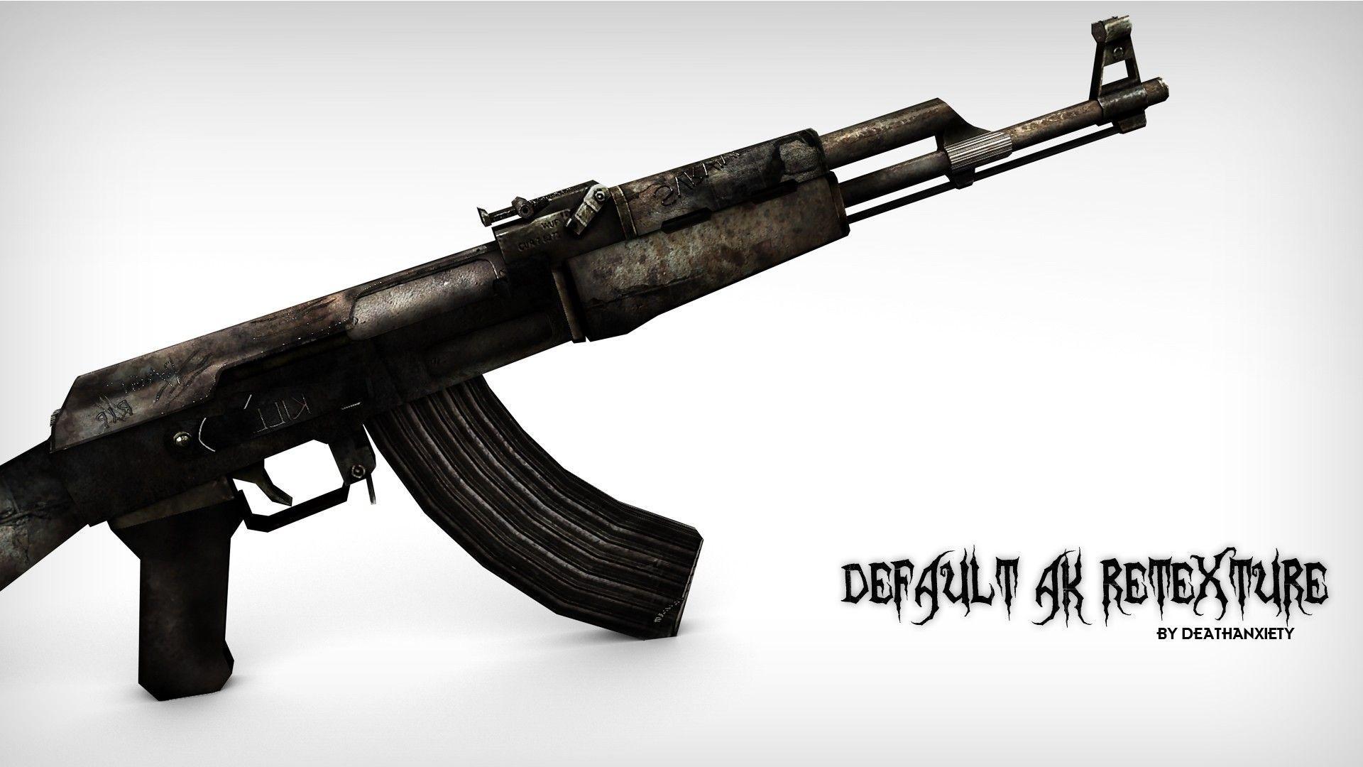 AK 47 Gun HD Wallpapers - Wallpaper Cave
