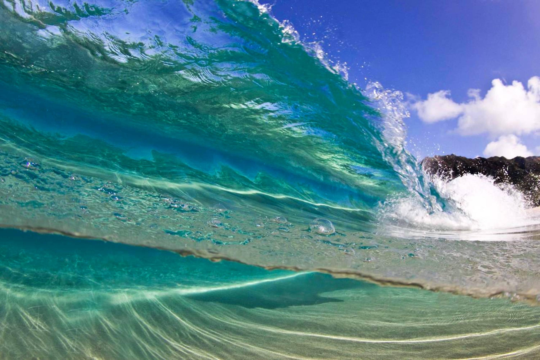 Surfing Beach Desktop Backgrounds Wallpaper Cave