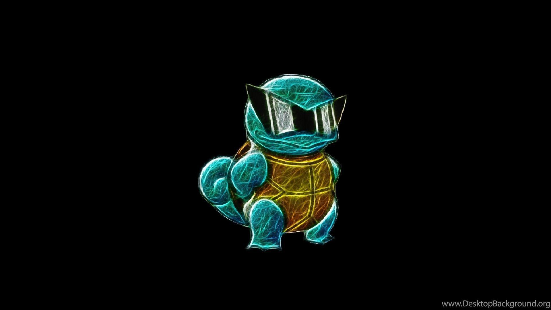 squirtle squad 4k