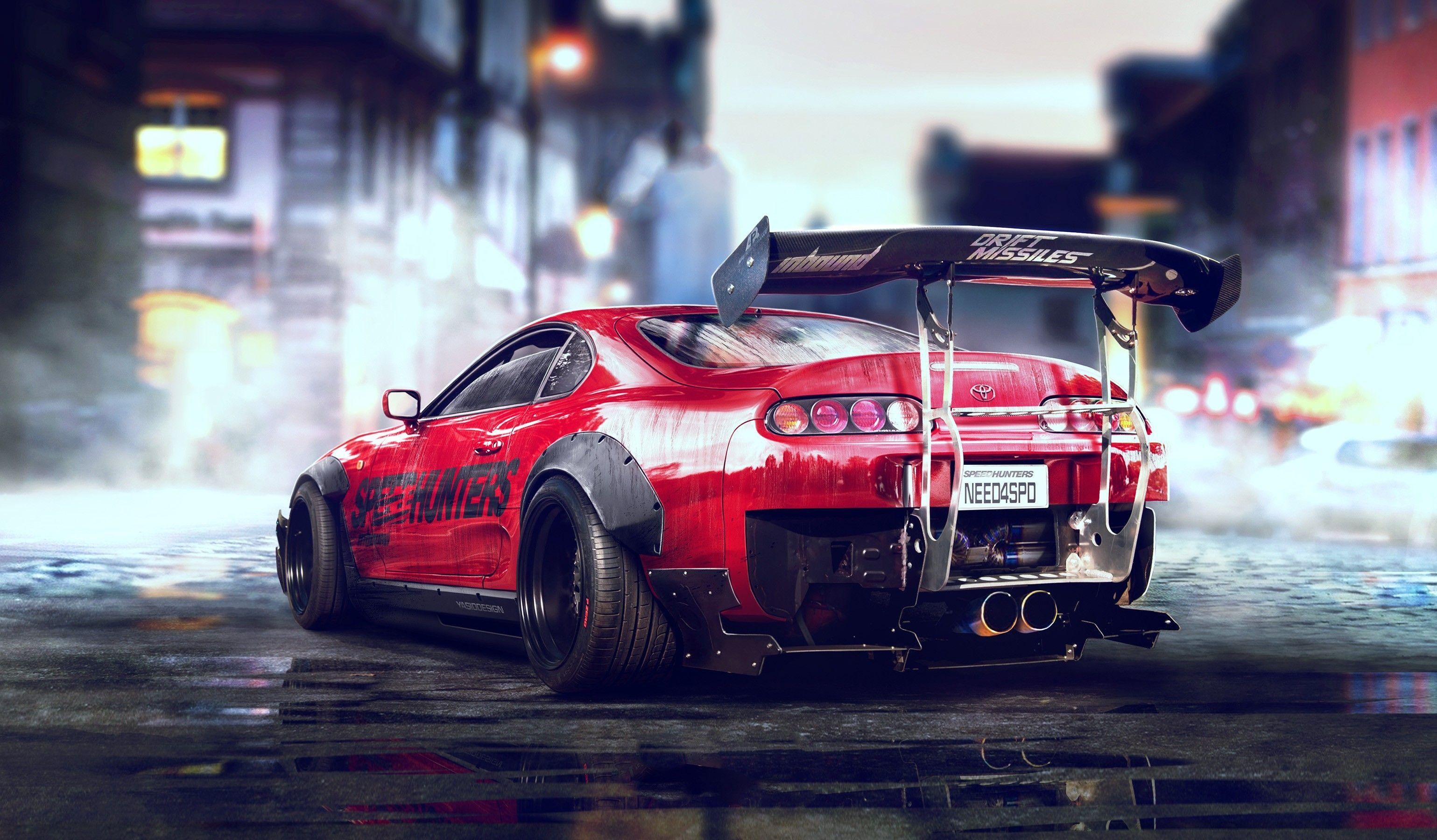 Toyota Supra, HD Cars, 4k Wallpapers, Image, Backgrounds, Photos