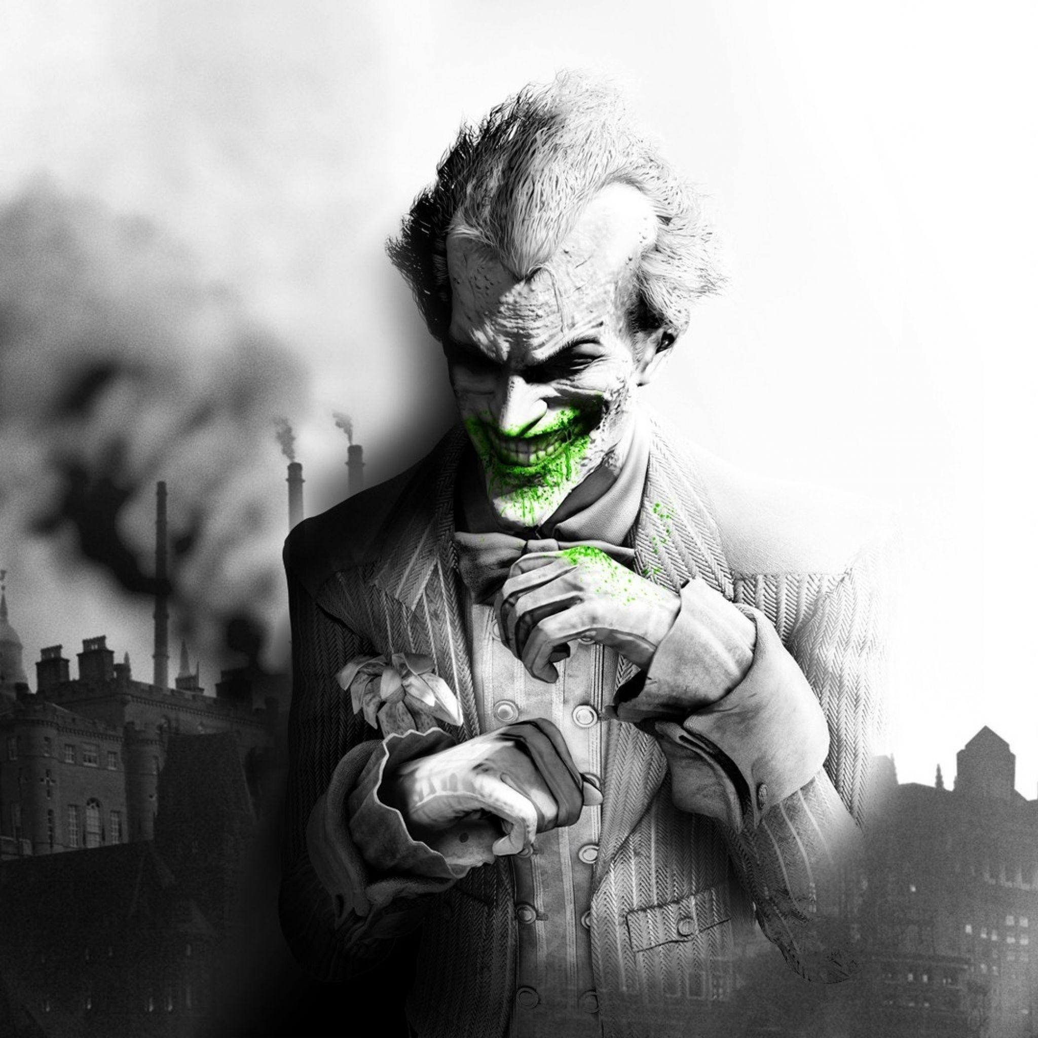 Joker Wallpapers Arkham Asylum - Wallpaper Cave