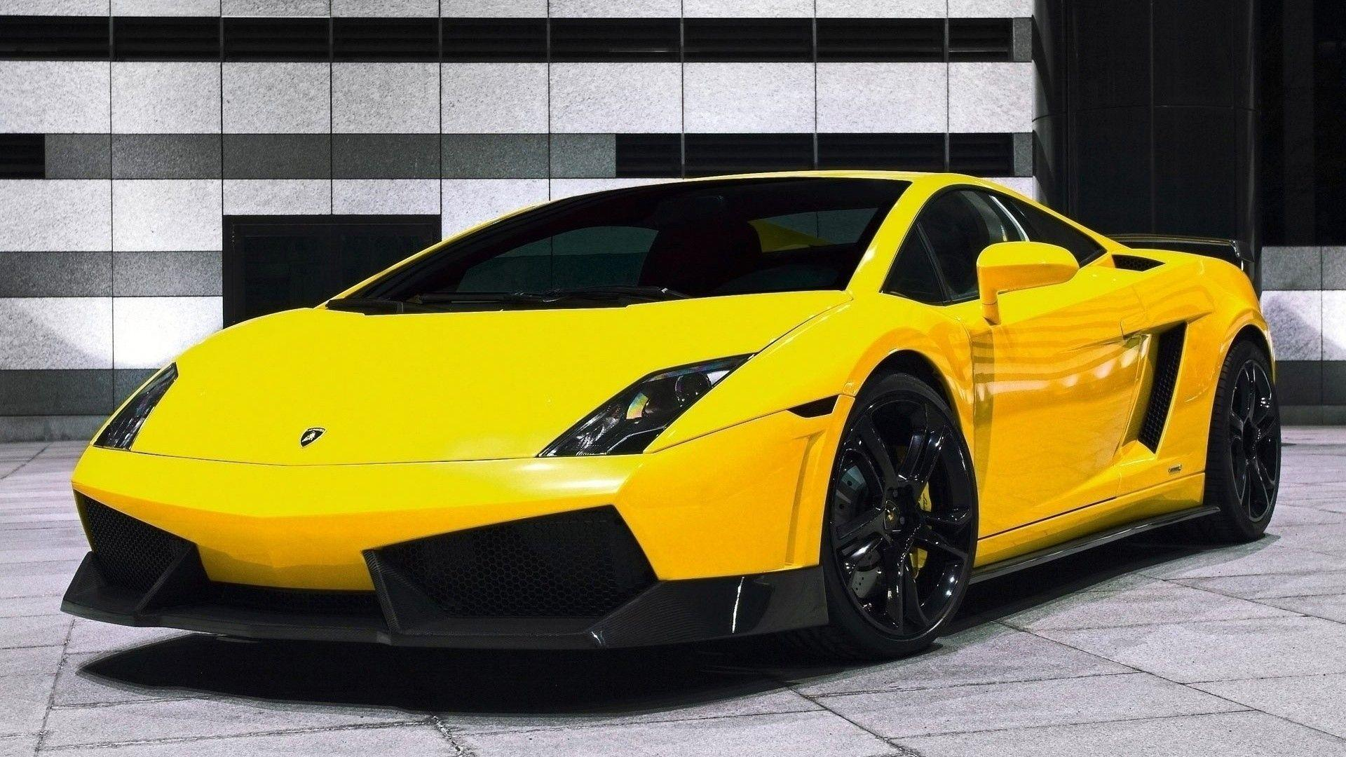 Yellow Lamborghini Murcielago Wallpapers Wallpaper Cave