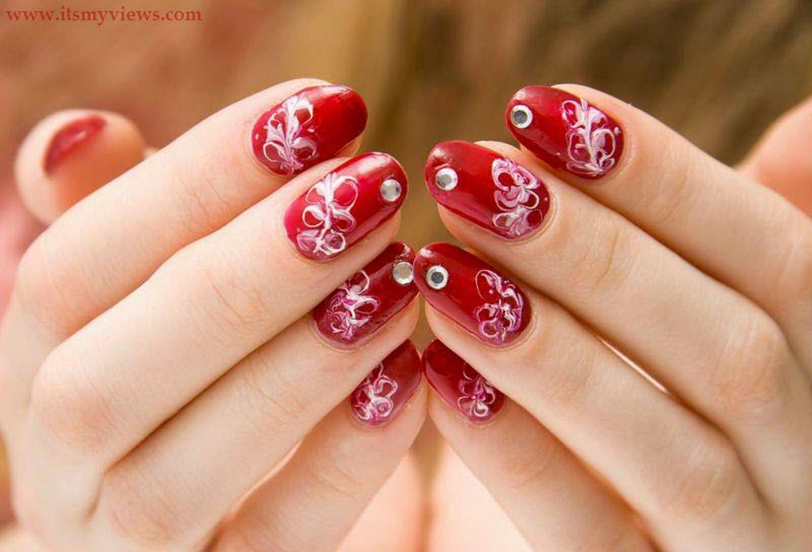 Beautiful Nails Wallpapers Wallpaper Cave