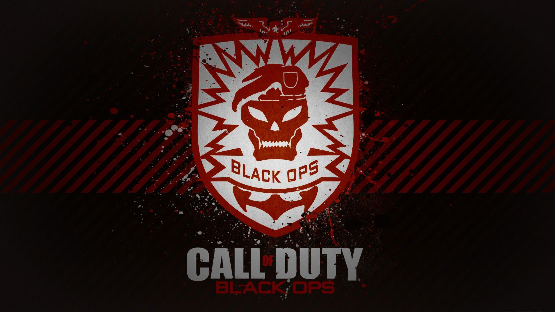 Call Of Duty Logo Wallpapers Wallpaper Cave