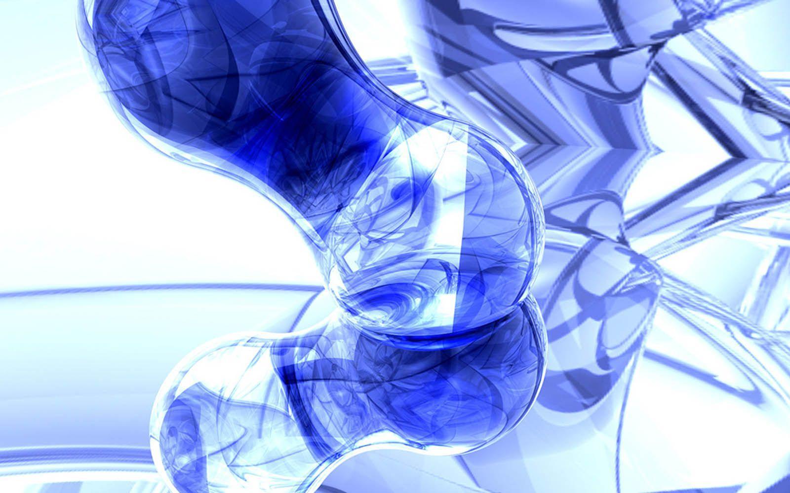 Backgrounds 3D Biru