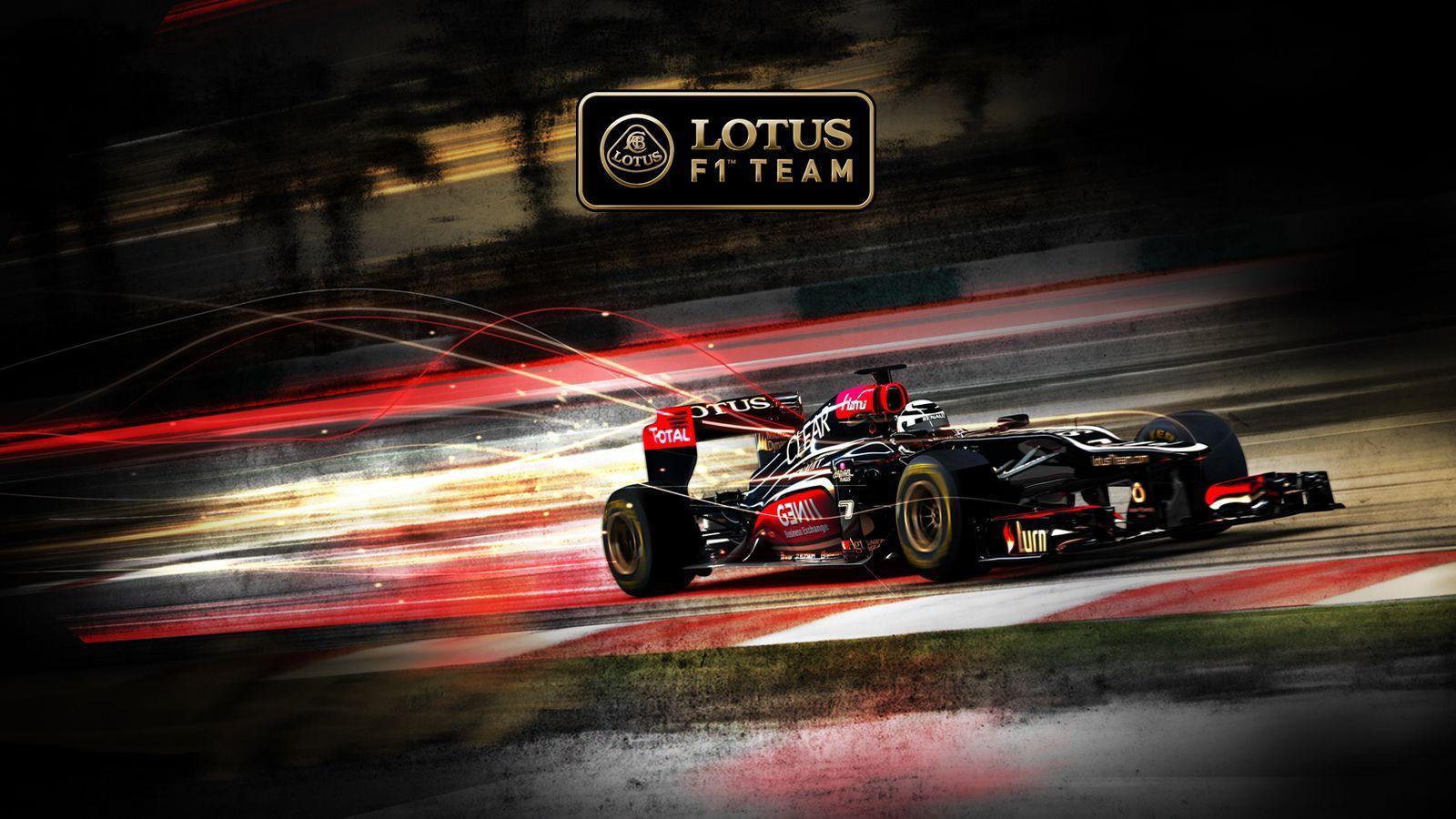 Team Lotus F1 Teams Background 4