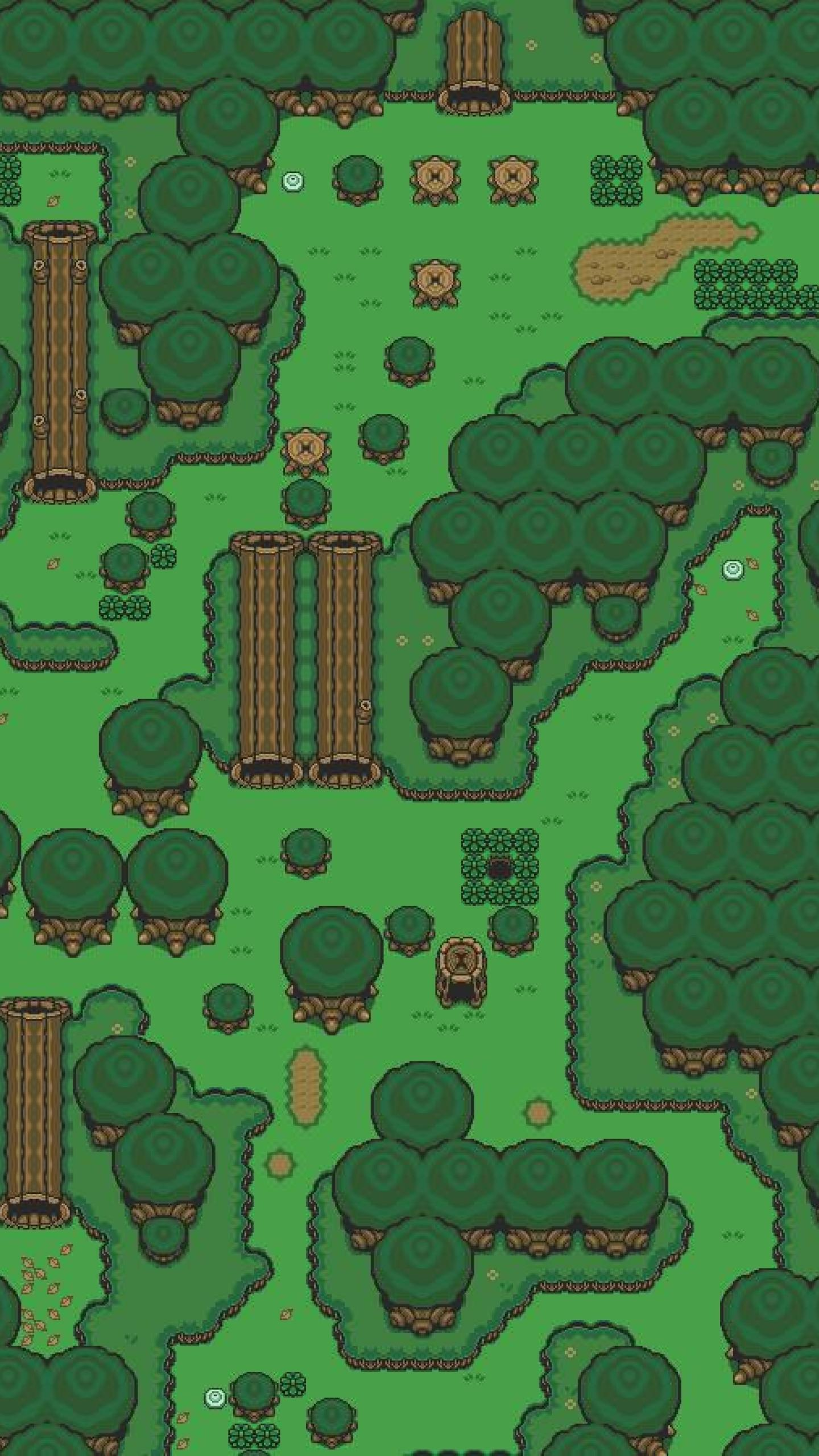 Zelda Mobile Wallpapers Wallpaper Cave