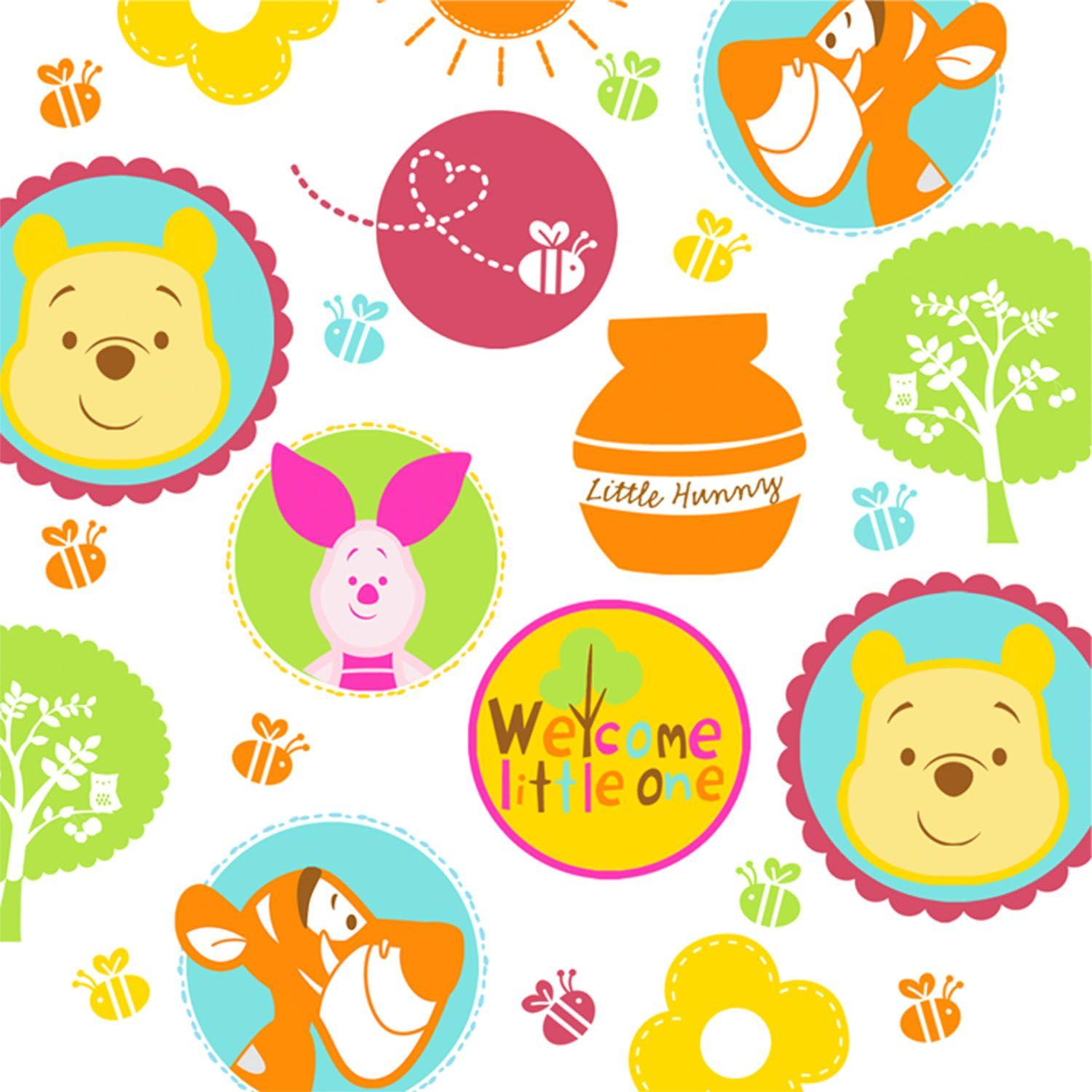 Winnie The Pooh Baby Backgrounds Wallpaper Cave