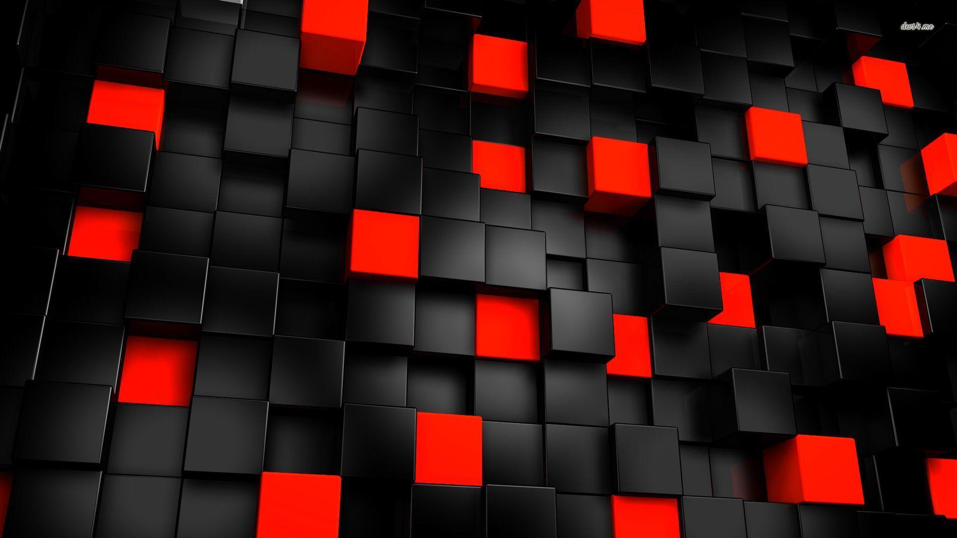 red cubes wallpapers wallpaper cave